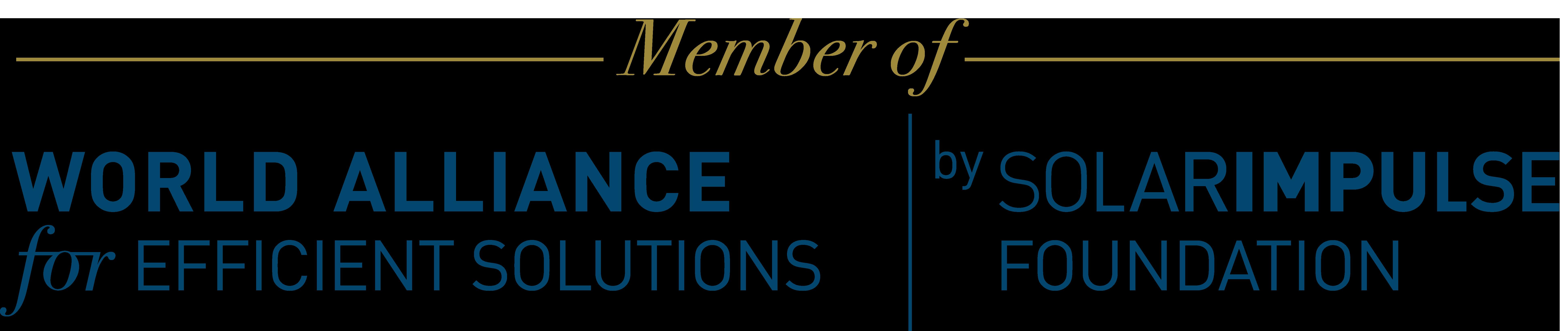 APELEON is member of SOLAR IMPULSE Foundation